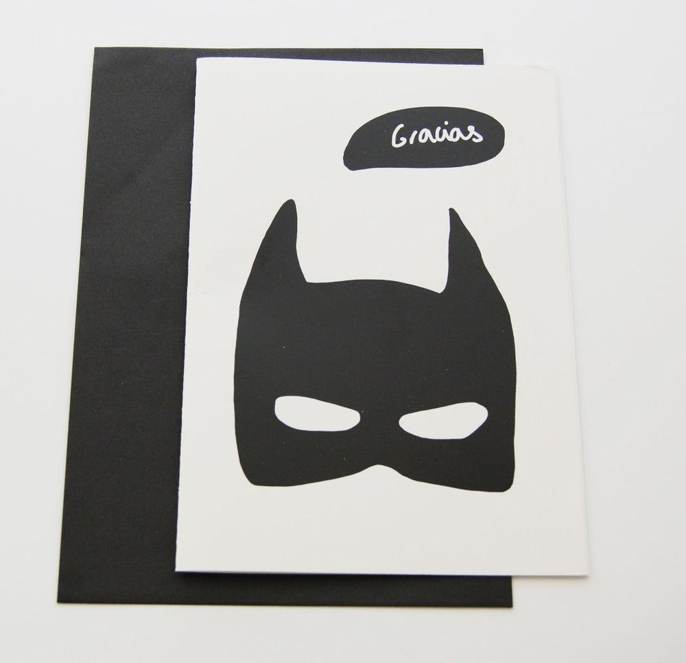 Image of Tarjeta Batman