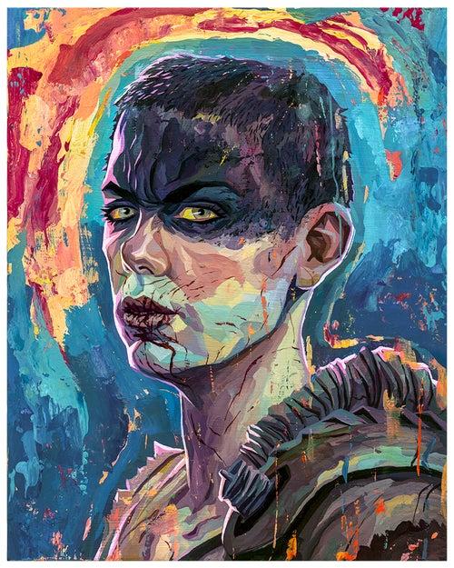Image of Furiosa 16 x 20 Print