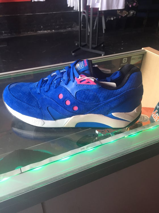 Image of Saucony G9