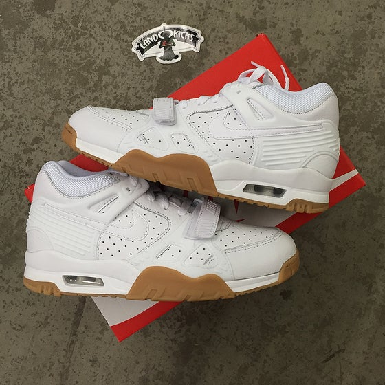 Image of Nike Air Trainer 3 'White Gum'
