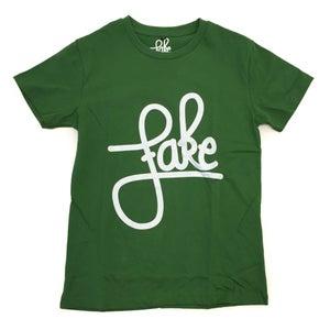 Image of Fake Tee (groen)