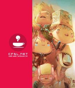 Image of CFSL: Artbook 04