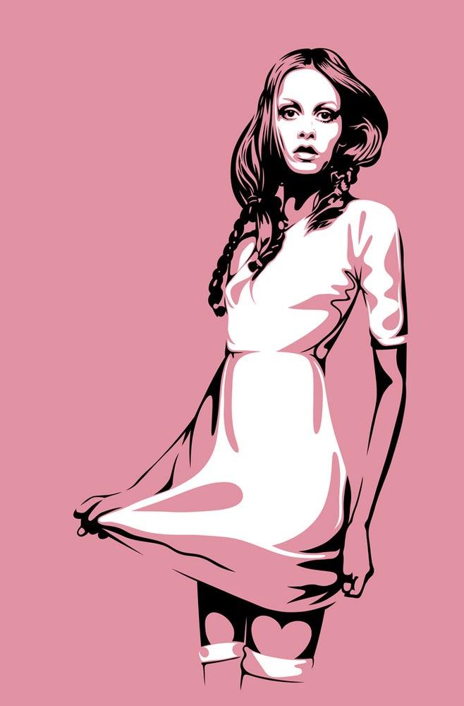 Image of Twiggy - Pink