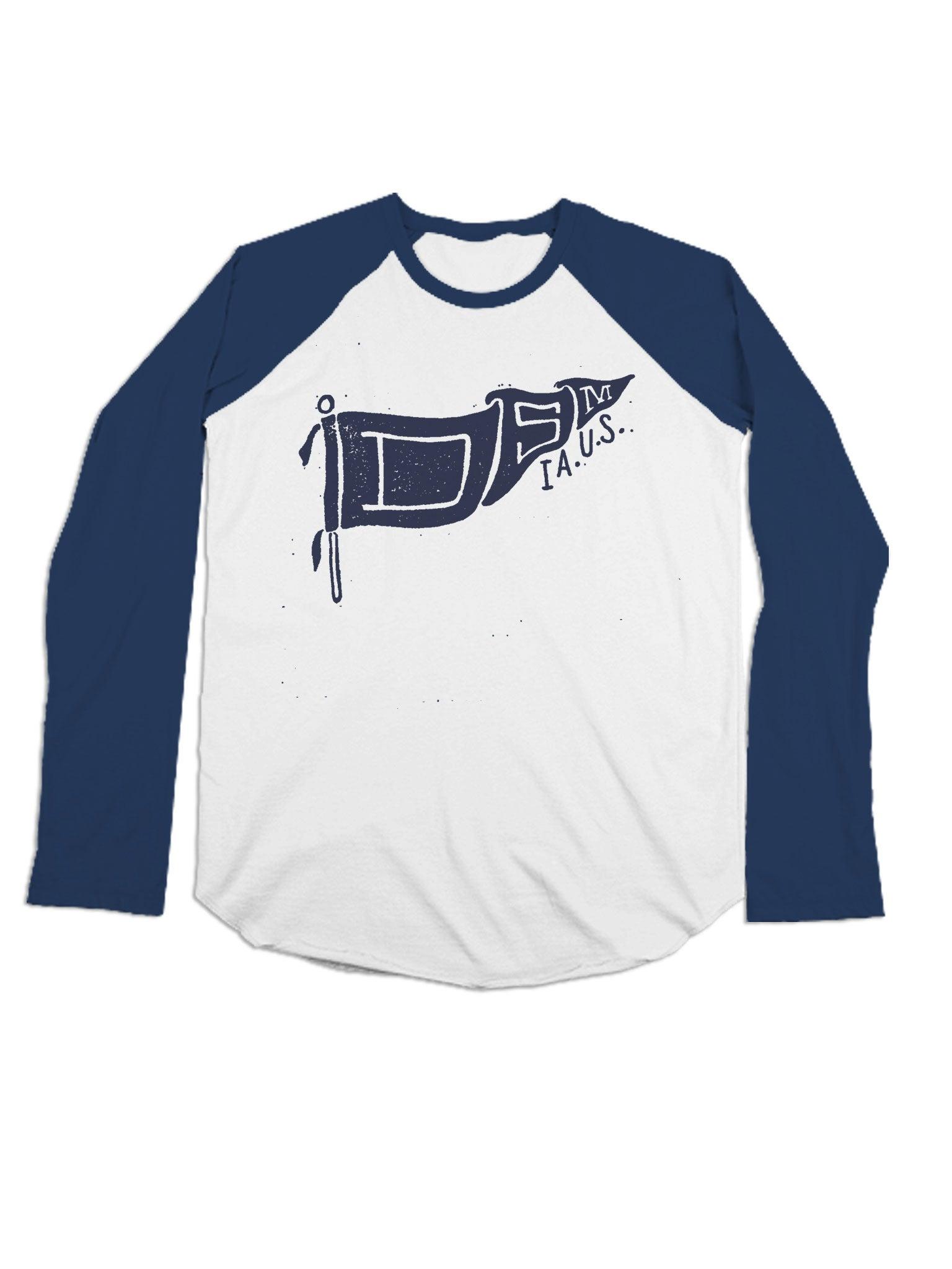 DSM Flag - Baseball