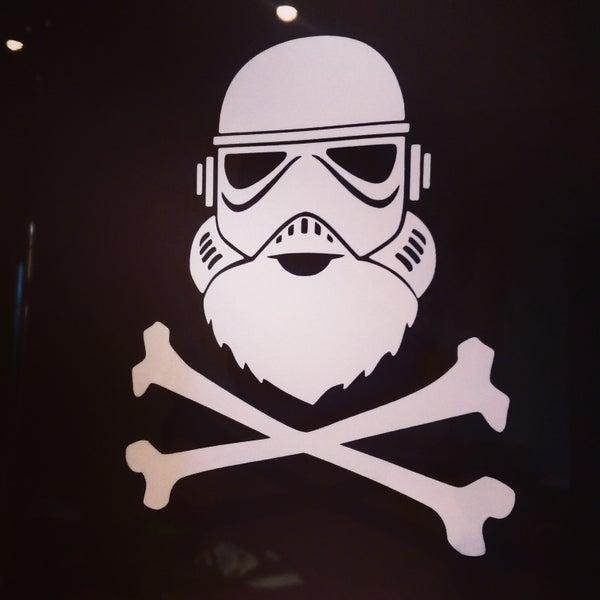 Image of Team Beard - BeardTrooper Sticker