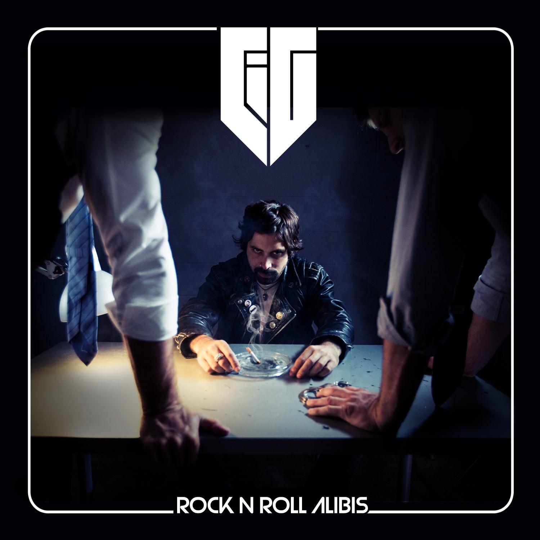 "Image of CIG-ROCK N ROLL ALIBIS- 12"" VINYL RECORD ALBUM  (signed) (assorted random colors)"