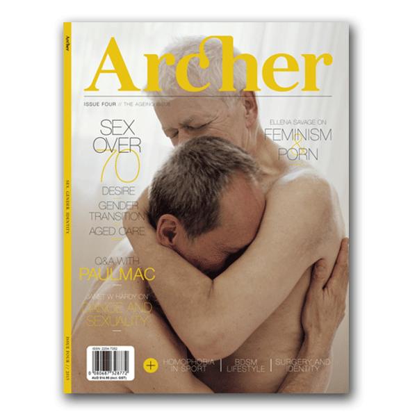 Image of ARCHER MAGAZINE #4 - 2015