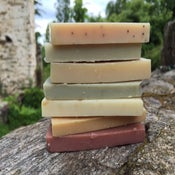 Image of Travel soap bars