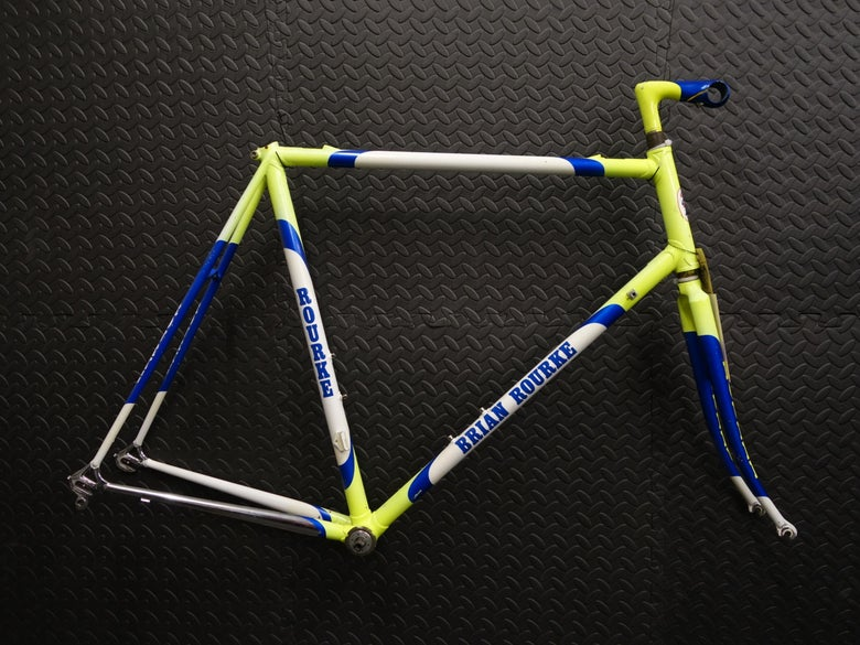 Image of Brian Rourke Road Frame
