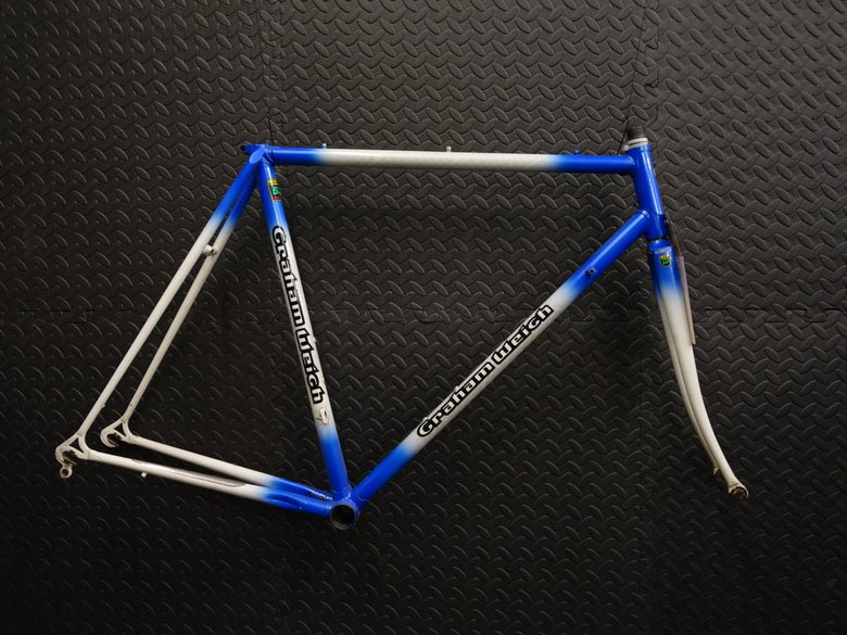 Image of Graham Weigh Road Frame