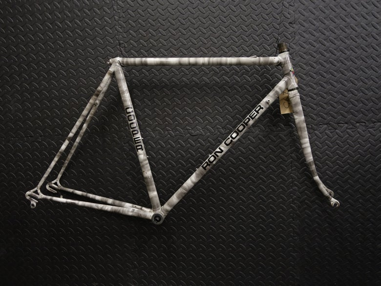 Image of Ron Cooper Road Frame