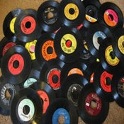 """Image of Assorted Distro 7""""s - MARKED DOWN! (Updated 6/24/15)"""