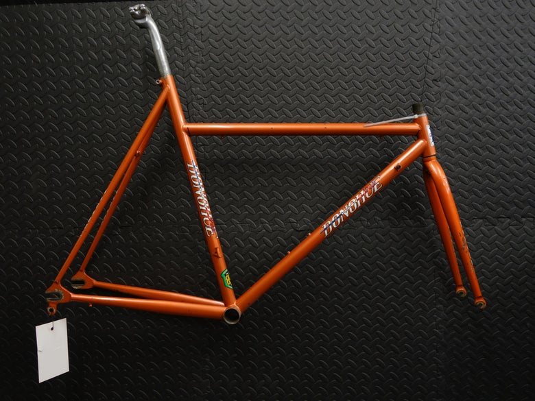 Image of Paul Donohue Lo-Pro Track/Road/TT Frame