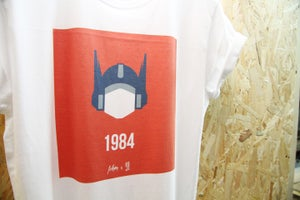 Image of Optimus Prime By FCKRS® x Maxime Saint-Etienne