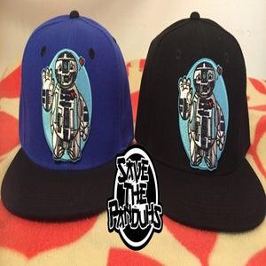 Image of Bay2D2 Hat.