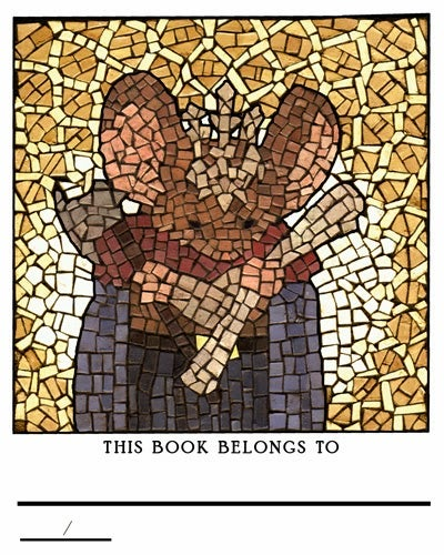 Image of Mouse Guard 2015 Bookplate