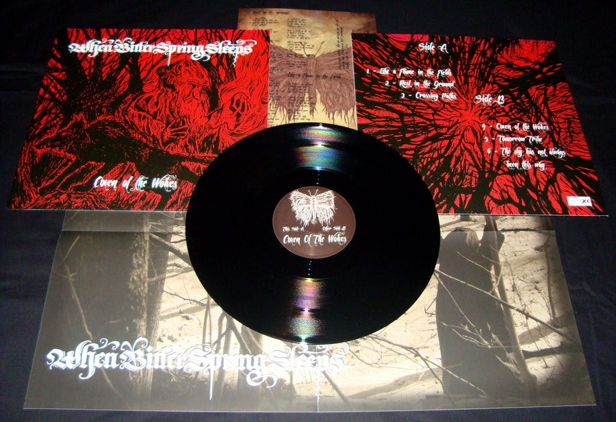 Image of When Bitter Spring Sleeps - Coven Of The Wolves LP