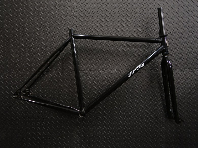 Image of All City Dropout LTD Edition Track Frame NEW