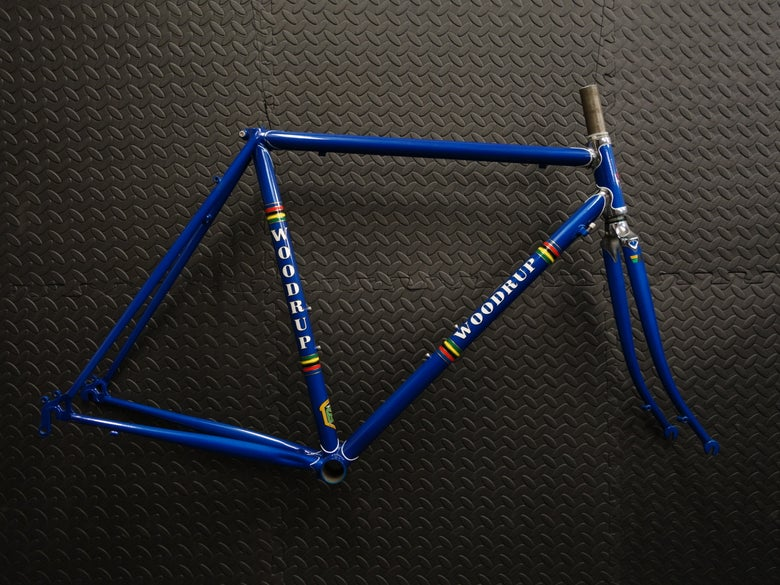 Image of Woodrup Sportivo Road Frame NEW