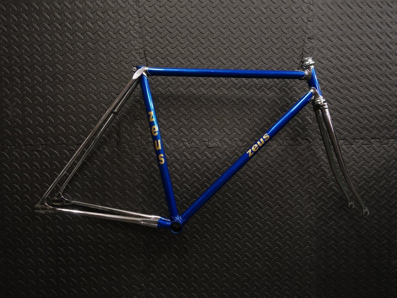 Image of Zeus Track Frame NEW
