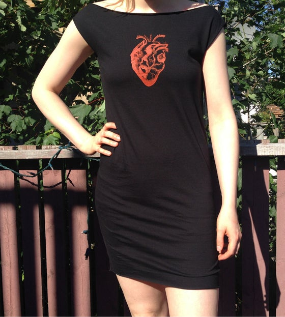 Image of Anatomical Heart Dresses!