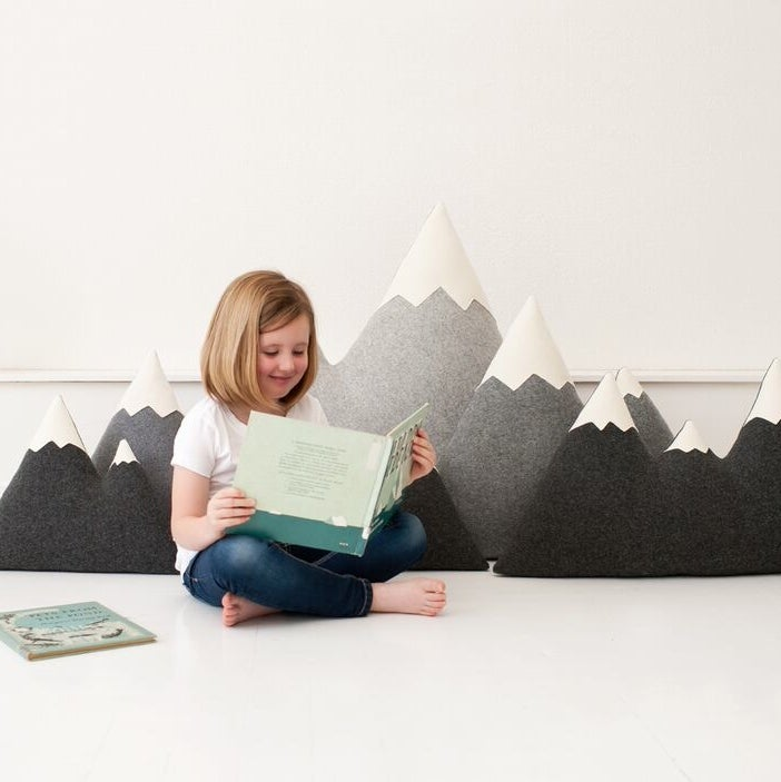 Image of XL- XXL mountain pillows