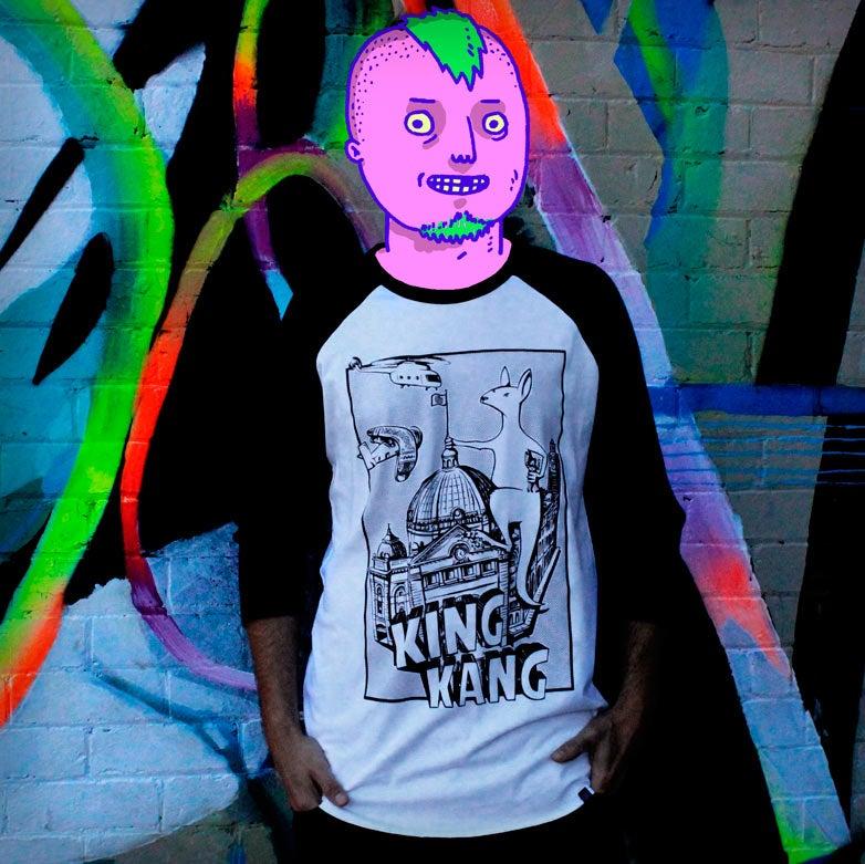 Image of King kang Tee & Jumper