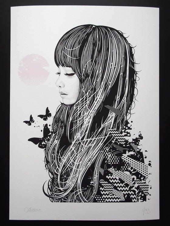 Image of Cinnamon - A3 Giclée Print
