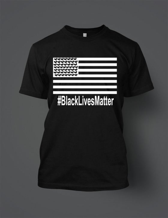 Image of #BlackLivesMatter tee