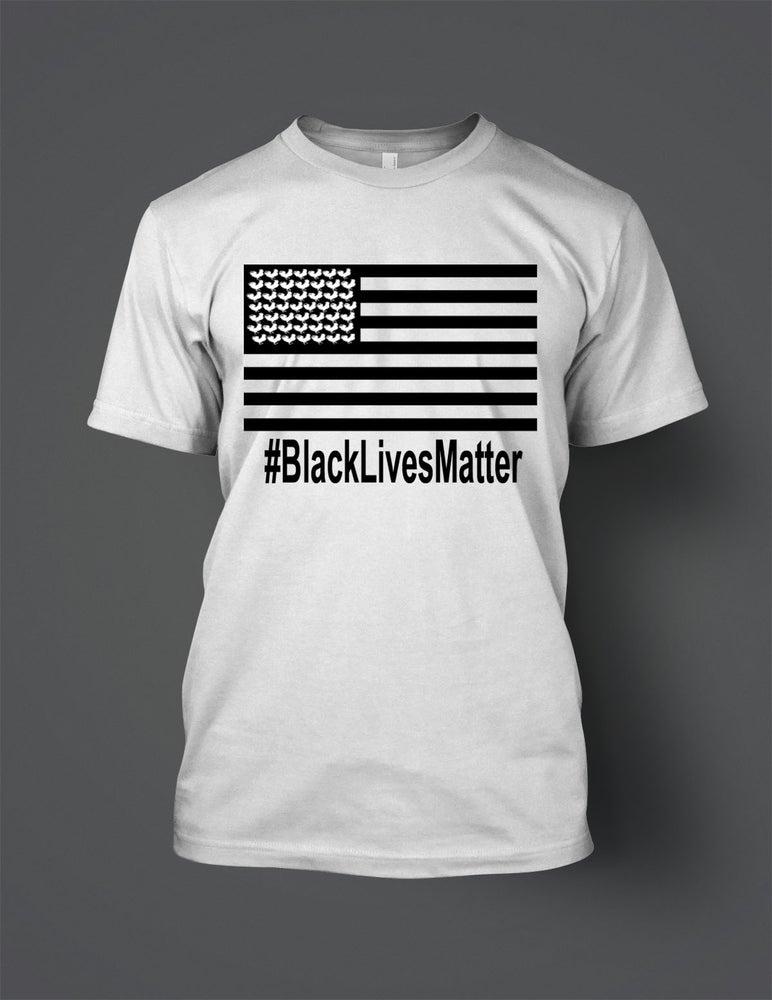 Image of #BlackLivesMatter tee