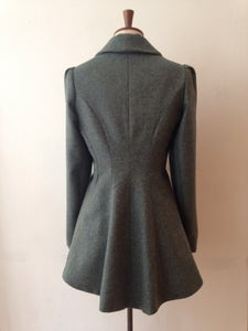 Image of Shawl collar Agnes jacket