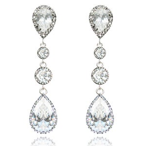 Image of LAVISH EARRINGS