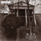 Image of Apathy - The Black Lodge 2CD [SHIPPING NOW]