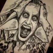 Image of ORIGINAL MARKERS - Jared Leto Joker