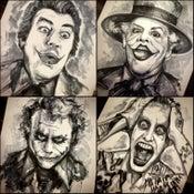 Image of ORIGINAL MARKERS - Full Set Jokers