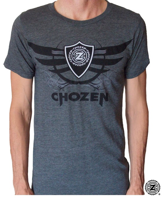Image of CHOZEN LOGO SHIELD T