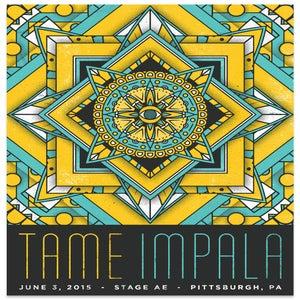 Image of Tame Impala - Pittsburgh, PA
