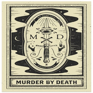 Image of Murder By Death - European Tour 2015