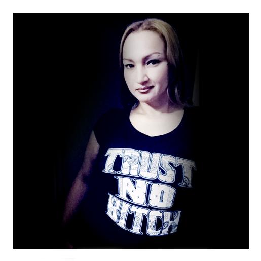Image of Trust No Bitch Ladies Top
