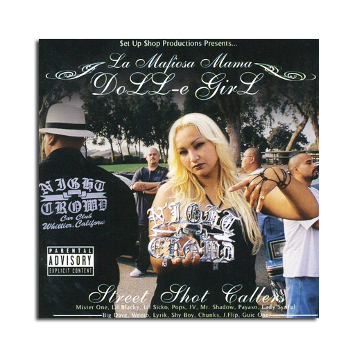Image of Street Shot Callers CD Album