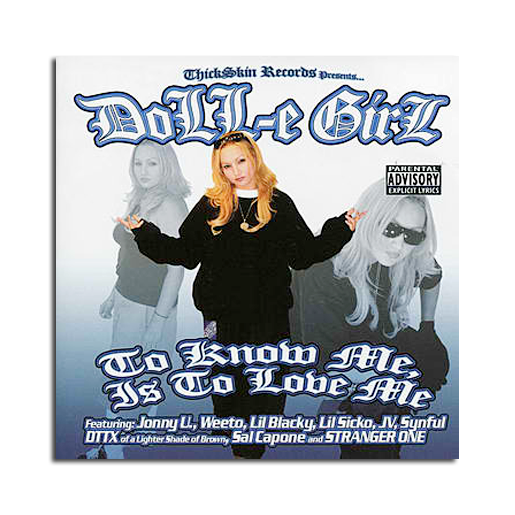 Image of To Know Me is To Love Me CD Album