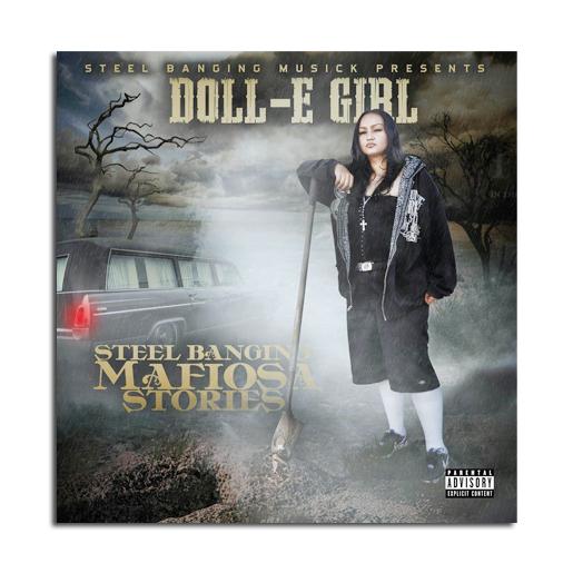 Image of Steel Banging Mafiosa Stories CD Album