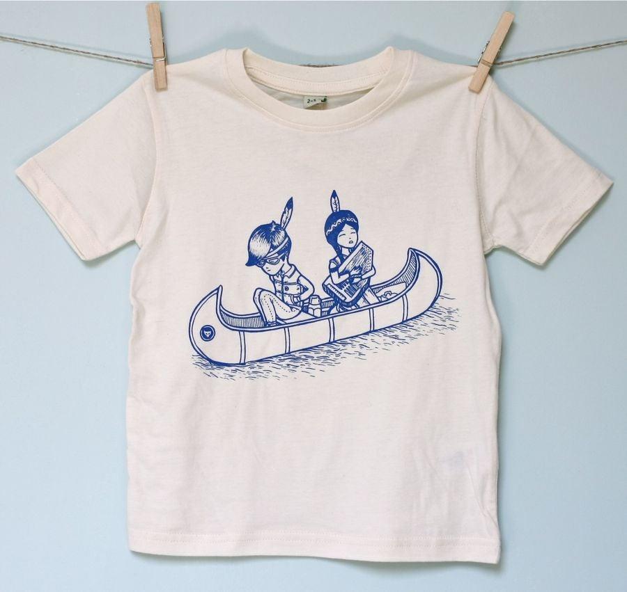 Image of petit indien - bateau