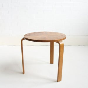 Image of Alvar Aalto style side table