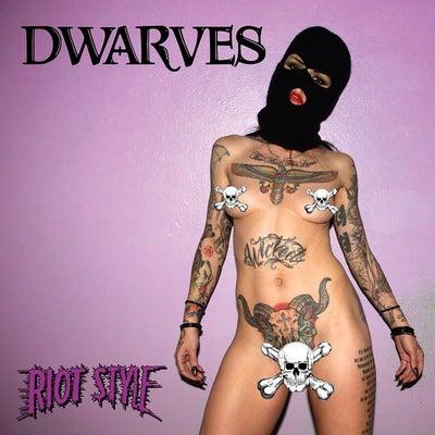 """Image of The Dwarves - Radio Free Dwarves 12"""" LP w/ Etched B-Side"""