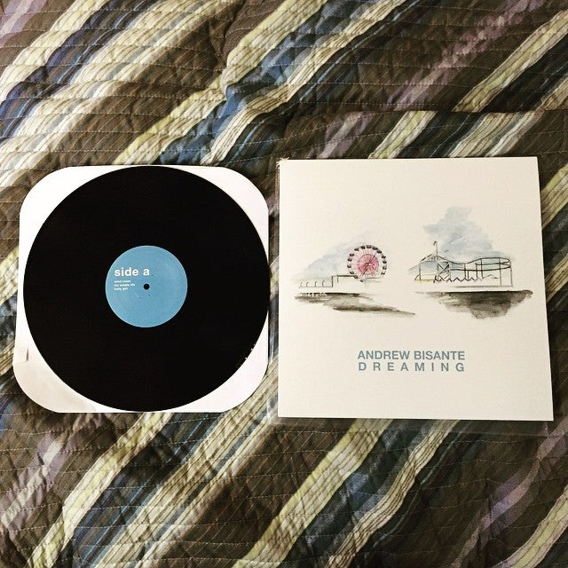 Image of Dreaming VINYL