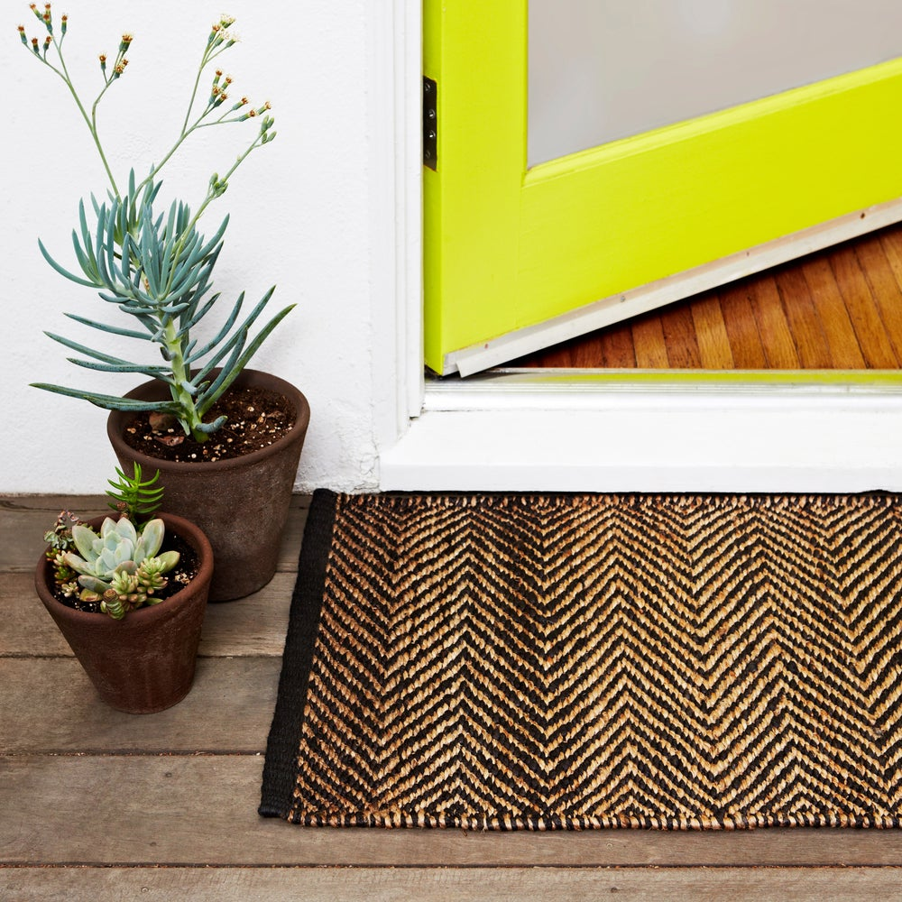 Image of Serengeti Weave Entrance Mat