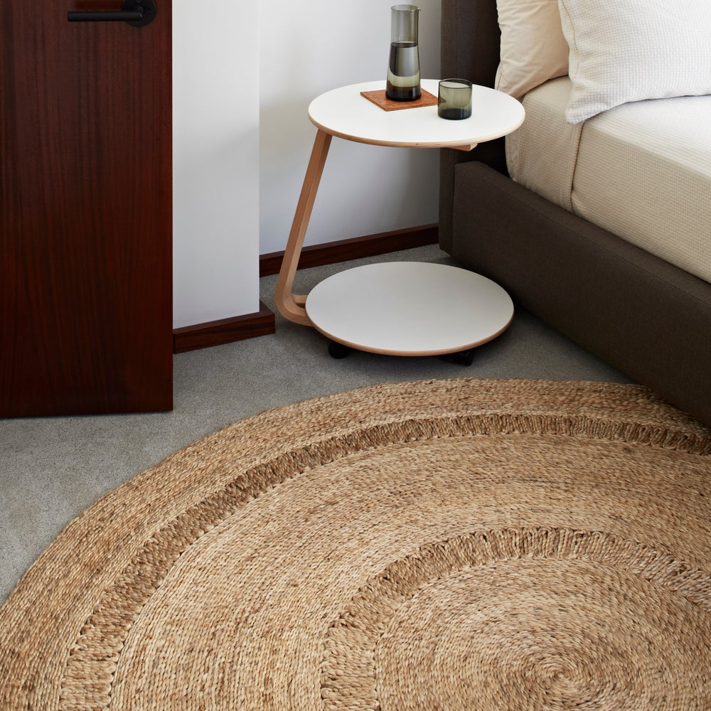 Image of Petunia Rug | Natural