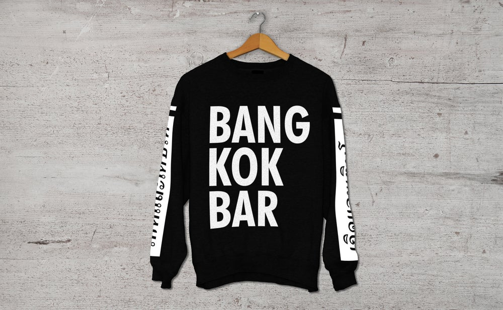 Image of Bangkok BAR Classic Sweatshirt