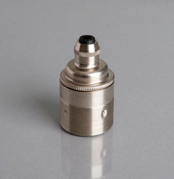 Image of Edison Screw E27 Cord grip Lampholder
